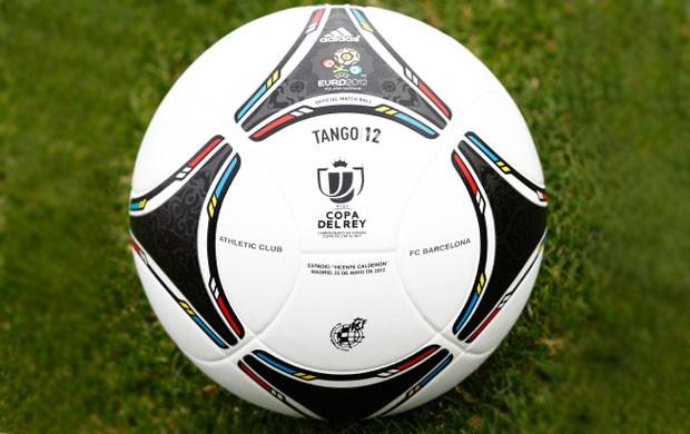 Bola da final da Copa do Rei (Foto: Divulgação)