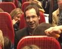 De folga, Petr Cech é flagrado em meio a passageiros em trem londrino cheio