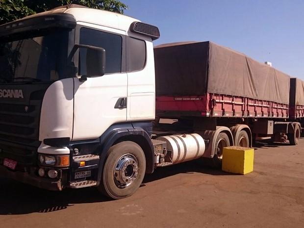 Quadrilha que usava mulheres como iscas para roubar caminhões é presa em Mato Grosso (Foto: Assessoria/Polícia Civil de MT)