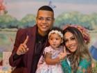MC Duduzinho faz festão para comemorar um ano da filha caçula
