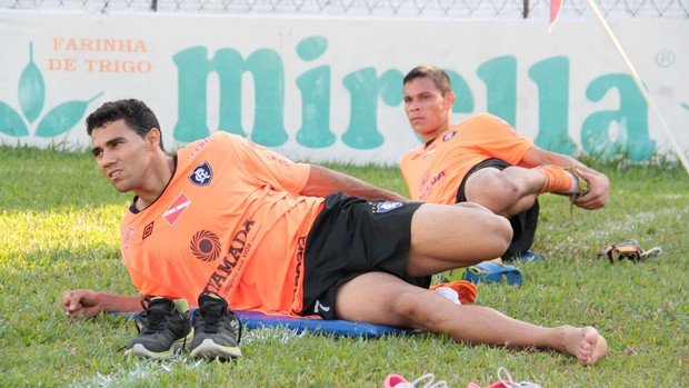 Walber, lateral-direito do Clube do Remo (Foto: Frederico Mendonça / O Liberal)