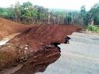 Rodovia de MT deve ficar interditada por uma semana para reparos