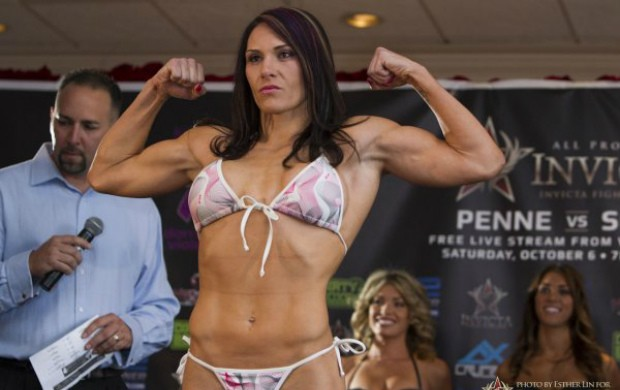 Cat Zingano MMA UFC (Foto: Esther Lin/Invicta FC)