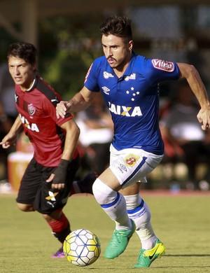 Willian, atacante do Cruzeiro (Foto: Edson Ruiz/Light Press)