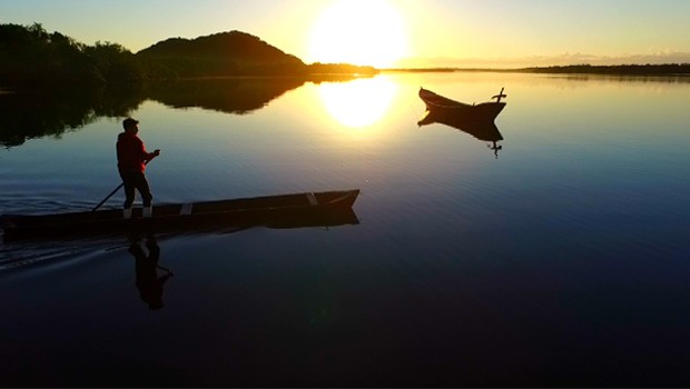 Vamos conhecer um pouco mais da ilha mais preservada do nosso litoral (Foto: Divulgação)