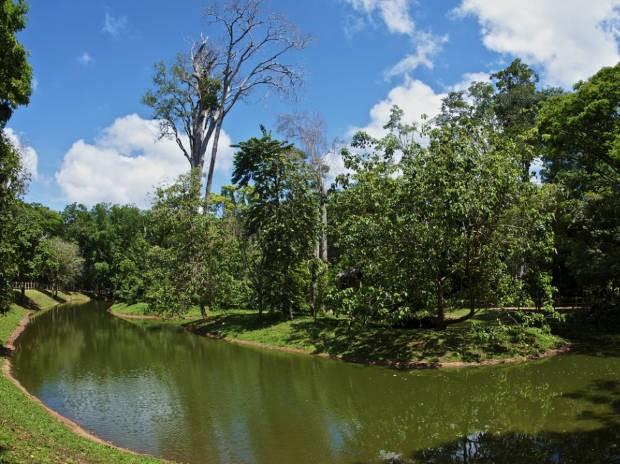 Parque Zoobotânico de Carajás é atração em Parauapebas (Foto: Divulgação / Vale)