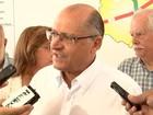 Alckmin anuncia compra de 1 milhão de doses de vacina contra gripe