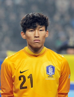 Kim Seung-Gyu - Coreia do Sul