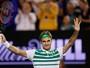 """Roger Federer passa por cirurgia no joelho e afirma: """"Foi um sucesso"""""""