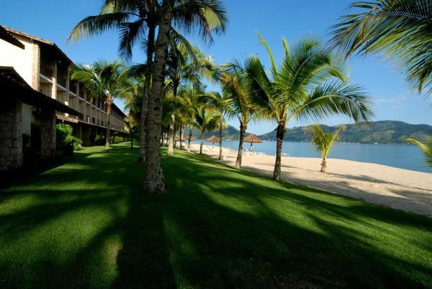 Vista do local deixa experiência ainda mais relaxante (Foto: Divulgação)