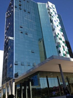 Sede da Funai passa a funcionar em novo prédio em Brasília (Foto: Felipe Néri/ G1)