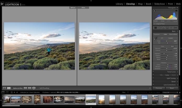 Adobe Ligthroom (Foto: Divulgação/Adobe)