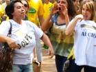 Ato em BH apoia impeachment da presidente Dilma Rousseff