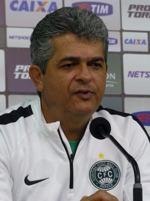 Ney Franco Coritiba (Foto: Ana Helena Goebel)