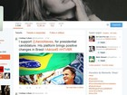Celebridades apoiam candidaturas de Aécio Neves e Dilma