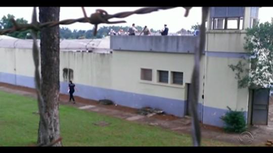 Tumulto termina com detento morto em presídio de Três Passos, no RS