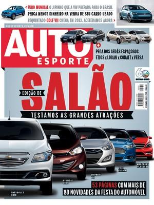 Autoesporte 570 capa revista (Foto: Autoesporte)