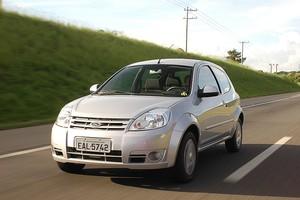Ford Ka 1.6 ano 2008 (Foto: Ivan Carneiro/Autoesporte)