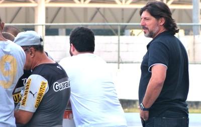 Gottardo Treino Botafogo (Foto: Vicente Seda)