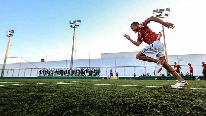 Roma Gladiadores, Ceará, futebol americano (Foto: Alê Machado/Divulgação)