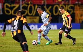 No Grêmio, Barrios começa a ser visto com desconfiança, diz comentarista
