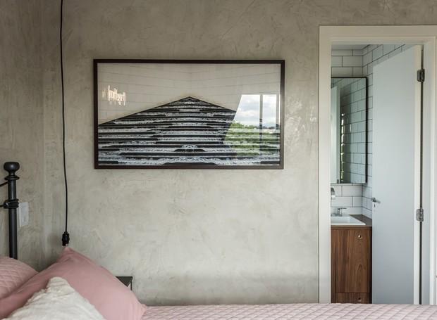 apartamento-escandinavo-Studio-Boscardin-Corsi-quarto-quadro (Foto: Eduardo Macarios)