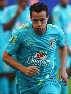 Leandro Damião Seleção Brasileiras (Foto: Mowa Press)