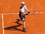 Murray sofre contra francês na estreia, mas vai às oitavas em Monte Carlo