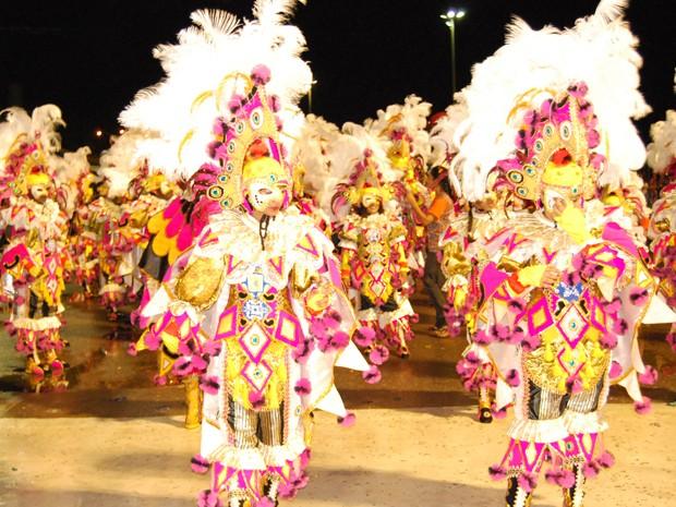 Os Foliões é o quarto bloco mais antigo de São Luís na atualidade, na categoria dos blocos tradicionais.  (Foto: Divulgação)