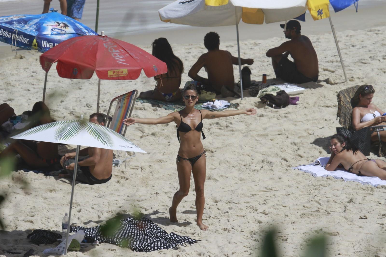 Fernanda de Freitas (Foto: Dilson Silva/Agnews)