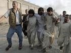 Carro-bomba explode e mata soldados da Otan no Afeganistão