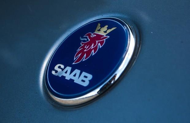 Logo Saab (Foto: Aistė Kančauskaitė/Flickr)
