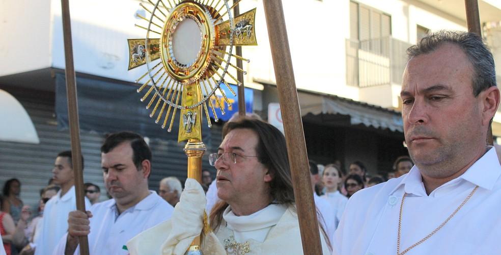 Evento religioso está na 69ª edição em Matão (Foto: Paulo Henrique Loureiro)