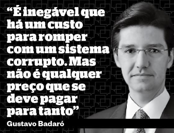 Gustavo Badaró  é professor livre-docente em Direito Processual Penal da Universidade de São Paulo (USP), advogado criminalista e consultor jurídico (Foto: Divulgação )