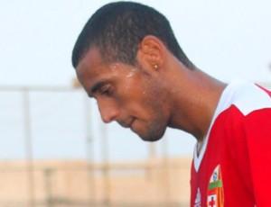 Atacante Jorge Santos Silva, do Atlético-PR (Foto: Site oficial do Birkirkara FC)