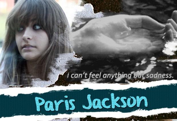 Paris Jackson (Foto: AKM/Gsi Brasil e Getty Images)