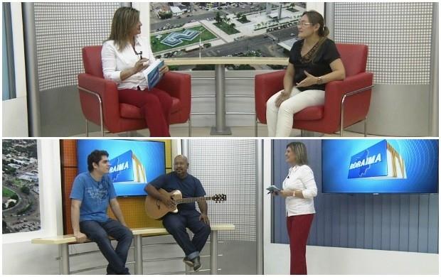 Novo guia alimentar foi divulgado e Carta Pedrada lança agenda do mês de novembro (Foto: Roraima TV)