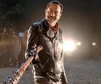 """Jeffrey Dean Morgan em cena de """"The walking dead""""   Reprodução"""