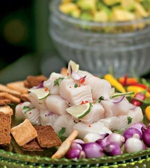 Ceviche (Foto: Casa e Comida)
