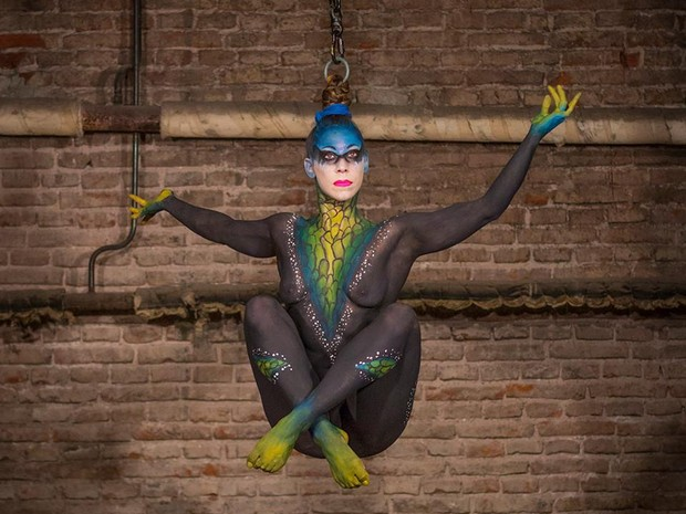 3º Festival do Circo começa nesta sexta-feira (12) com programaçã em Fortaleza e mais nove municípios (Foto: Ile Pastorino/Divulgação)