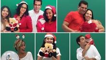 Inter TV Grande Minas começa gravações de vinheta de Natal (Juliana Gorayeb/G1)