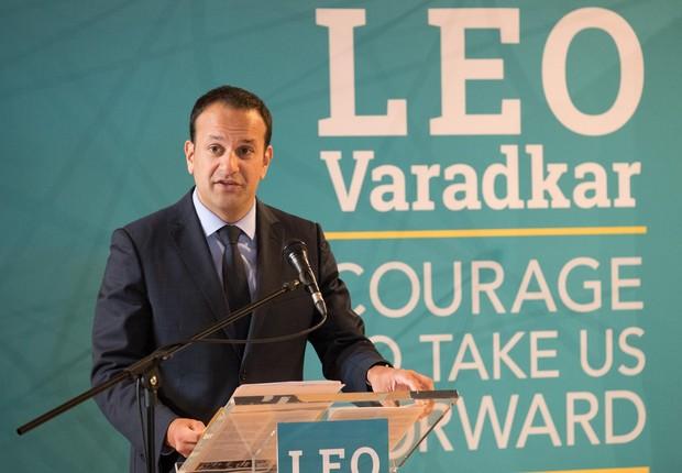 Leo Varadkar pode ser o próximo primeiro-ministro irlandês (Foto: Reprodução/Facebook/Leo Varadkar)
