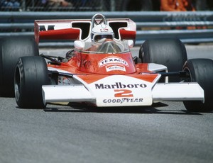 MC Laren Jochen Mass 1977 (Foto: Getty Images)