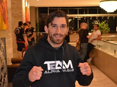 Guido Cannetti UFC MMA (Foto: Raphael Marinho)