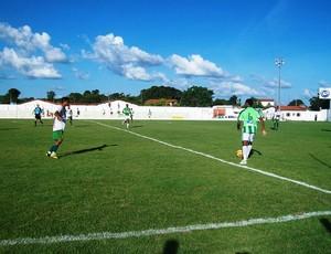 Sabiá e Cordino jogam pelo segundo turno do Campeonato Maranhense 2012, no Estádio Duque de Caxias (Foto: Divulgação/Mano Santos)