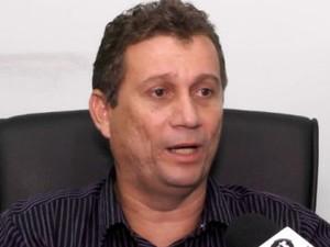 Prefeito de Araputanga (MT), Sidney Salomé, é acusado de desvio de dinheiro. (Foto: Divulgação/Prefeitura de Araputanga)