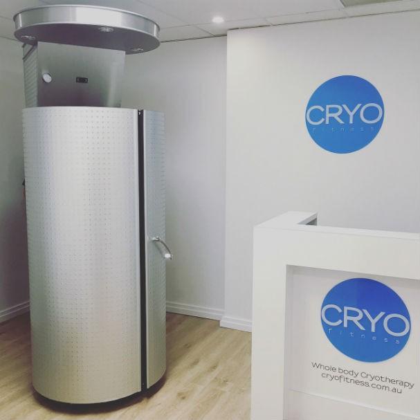 A máquina que está localizada em uma clínica na Austrália (Foto: Divulgação)