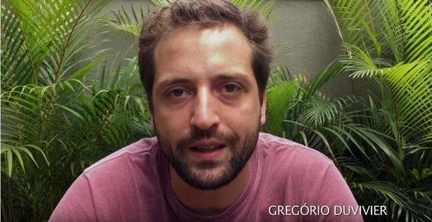 Gregorio Duvivier (Foto: Reprodução / Youtube)