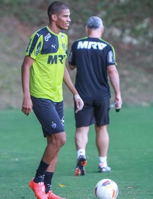 Leonardo Silva, zagueiro do Atlético-MG (Foto: Bruno Cantini/Atlético-MG)