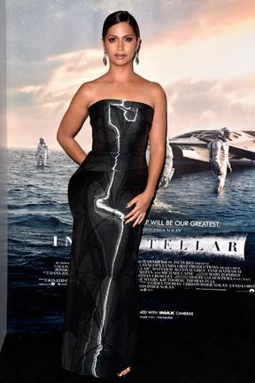 Camila Alves em première de filme em Los Angeles, nos Estados Unidos (Foto: Frazer Harrison/ Getty Images/ AFP)